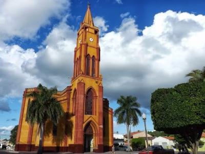 Igreja de Nossa Senhora da Saúde