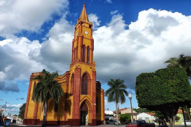 Registros da Paróquia Nossa Senhora da Saúde de Tacaratu(1845-1961)