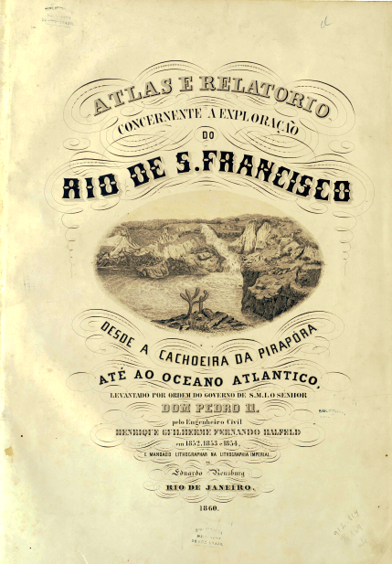 Relatório Halfeld (1860).