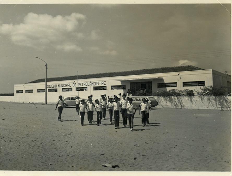 Ginásio Municipal dePetrolândia